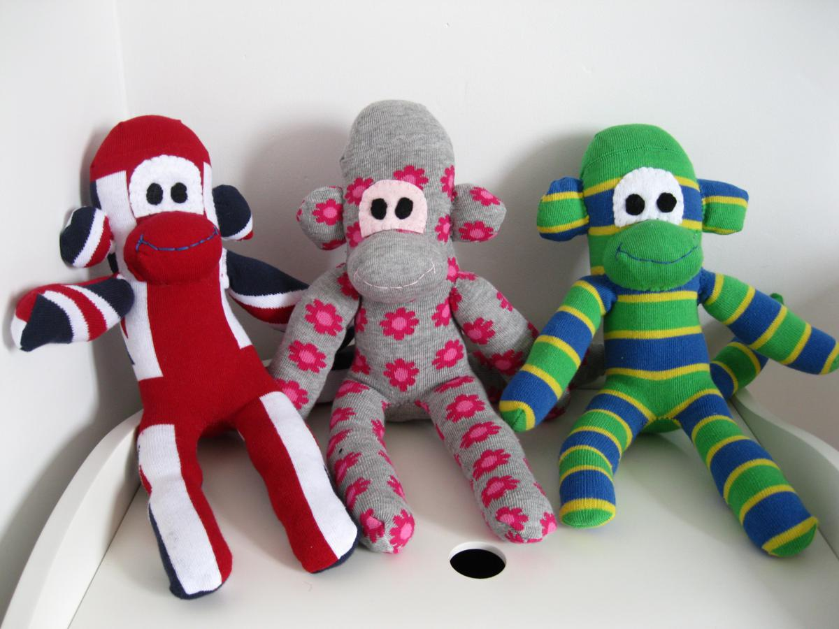 sock toys uk sock animals by sue